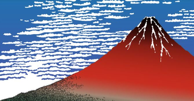 The French are the winners of the ukiyo-e trade