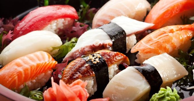 Learning Investment from Japanese Sushi Restaurants