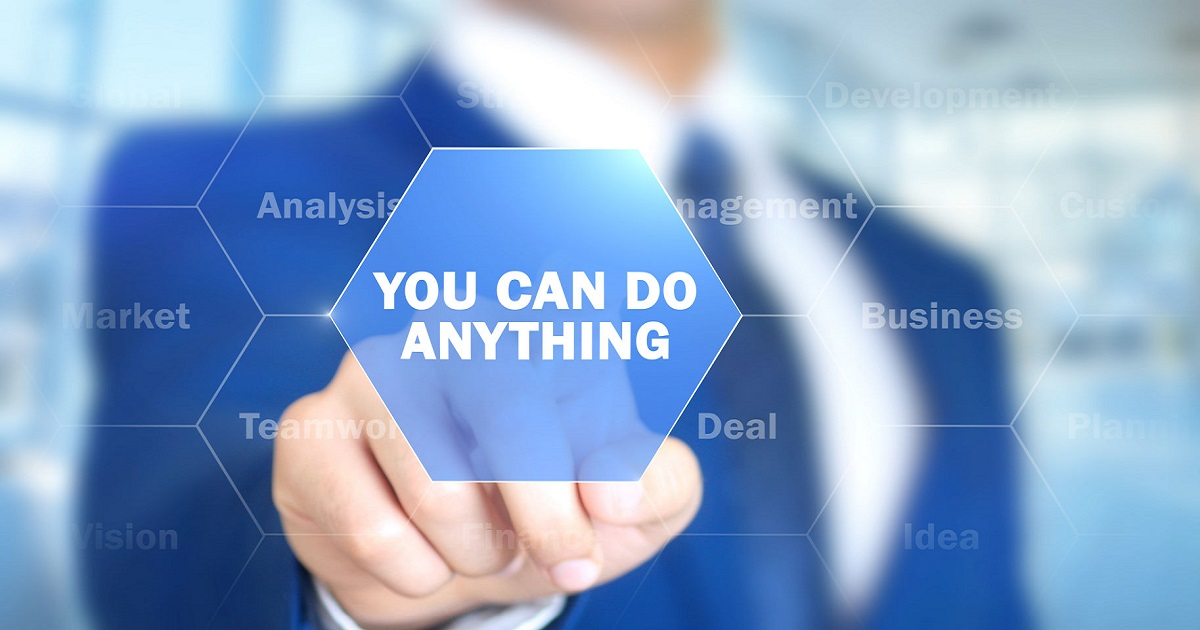 "The Corporate Culture of ""You Can Do Anything"""