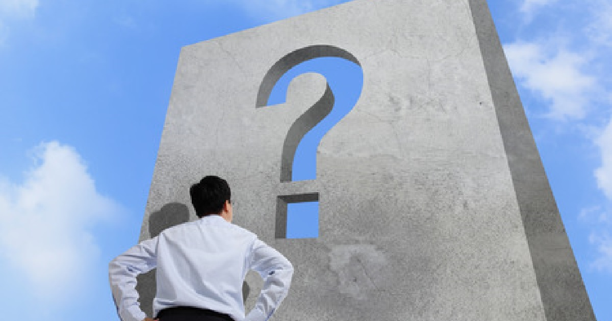 The Financial Services Agency's questions are orders