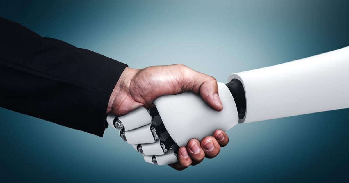(New) Why robots are trusted more than people at financial institutions
